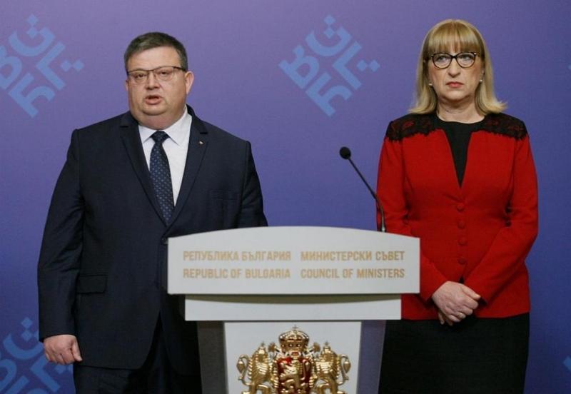 При министър-председателя Бойко Борисов се е провела среща, на която