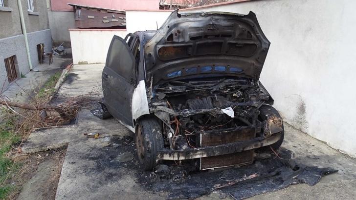 Запалиха кола във Видинско, научи BulNews. Случилото се е от