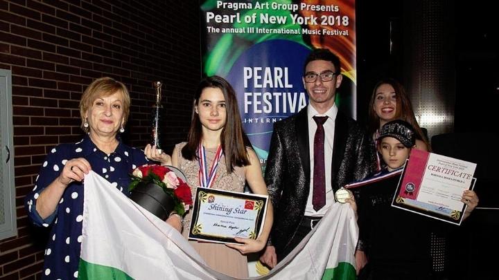 "Млади певци от Монтана заеха призови места на конкурса ""Pearl"