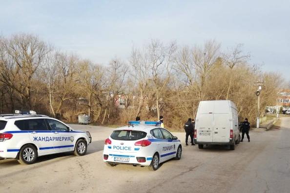 От МВР излязоха с подробности за акцията във врачанското село Търнак /снимка/
