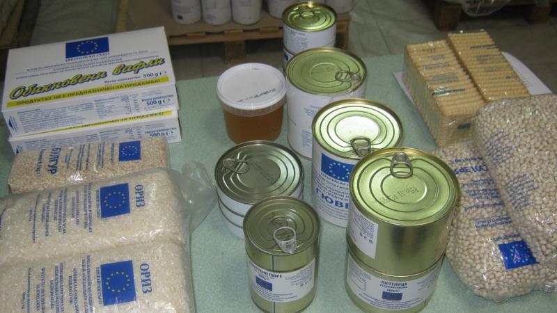 1204души от община Мездра ще получат хранителни продуктипо Оперативна програма