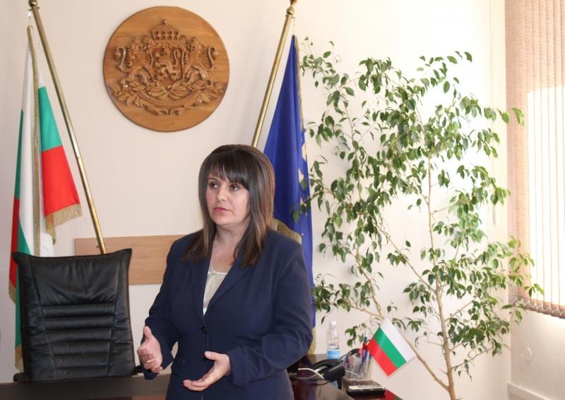 Областната администрация във Видин преустанови хартиената си кореспонденция с държавни