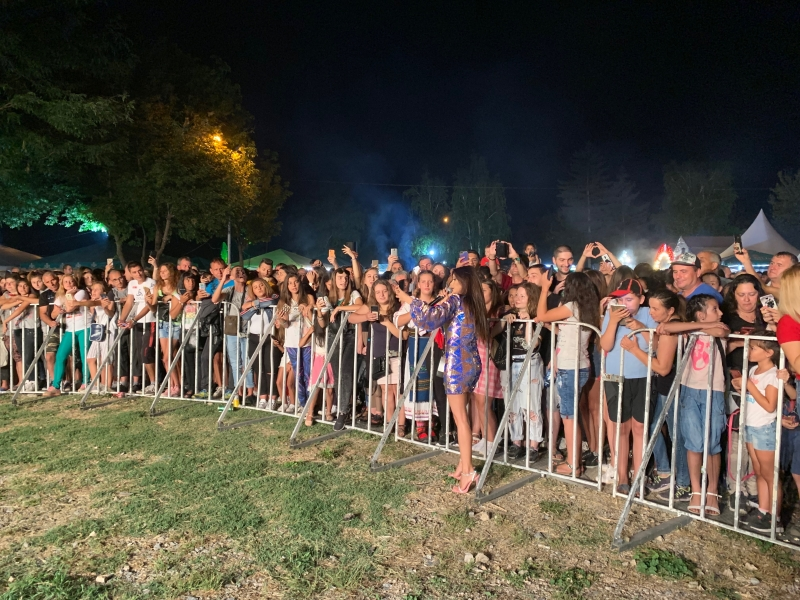Български и сръбски звезди огласиха Видинския панаир