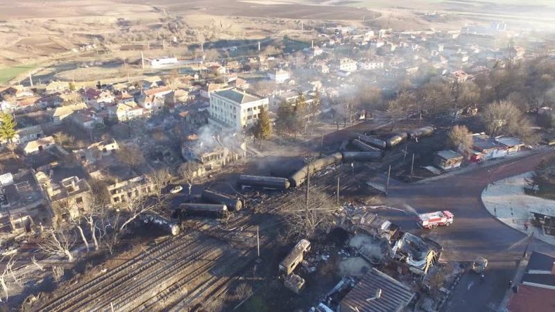 До момента за възстановяване на разрушенията в Хитрино са изхарчени