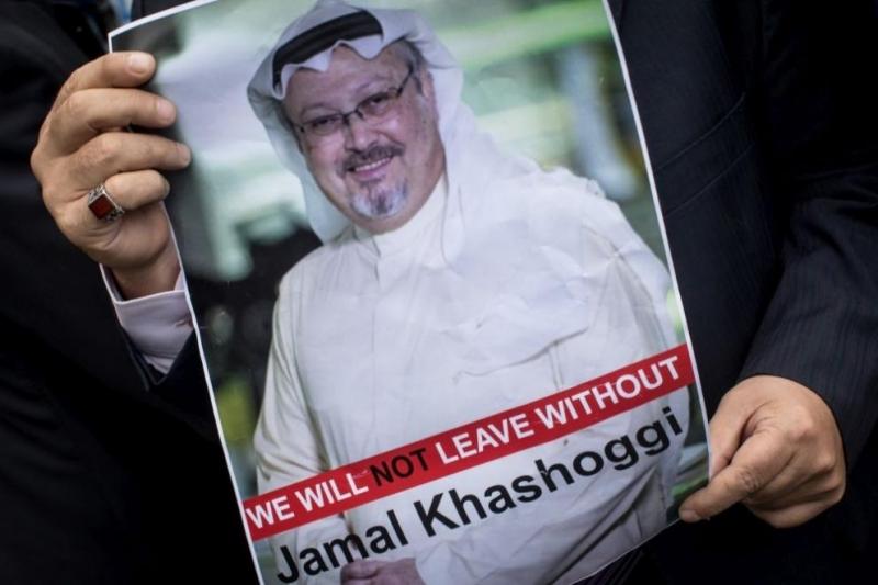 Саудитският журналист Джамал Хашоги, който бе убит на 2 октомври