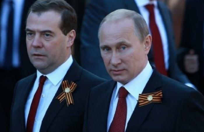 Руското правителство, оглавено от Дмитрий Медведев е подало оставка, съобщиха