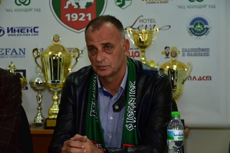 "Новият треньор на ""Ботев"" (Враца) Антони Здравков гостува в предаването"