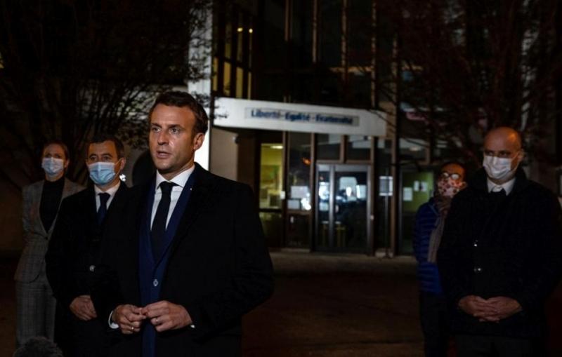 Терористът, който обезглави учител от френско училище заради урок по