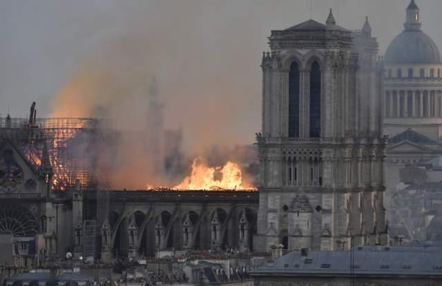 """3,6 млн. евро са разходите за укрепване на катедралата """"Нотр"""
