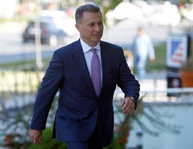 Унгария е предоставила убежище на бившия македонски премиер Никола Груевски,