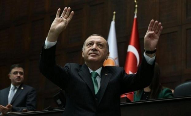 Турският президент Реджеп Тайип Ердоган официално учреди Космическа агенция на