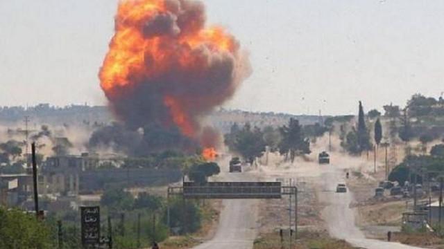 В цяла Сирия няма ток след експлозия на газопровод в