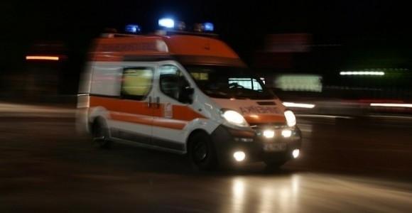 30-годишен мъж е настанен в УМБАЛ-Стара Загора сопасност за живота