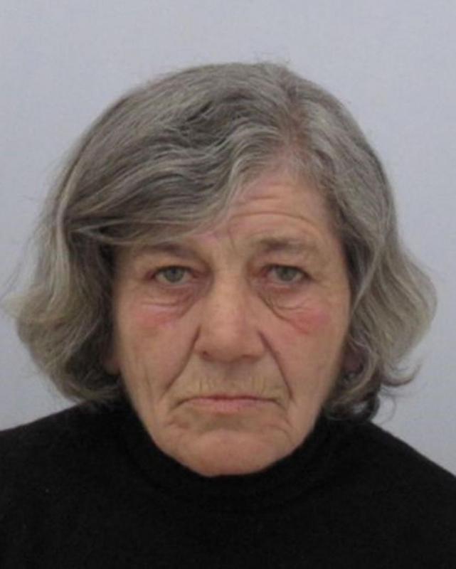 65-годишната жена с последен адрес всофийското село Широки доле обявена