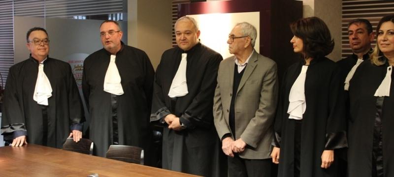 Адвокатският съвет в Пловдив, както и колегите им от Стара