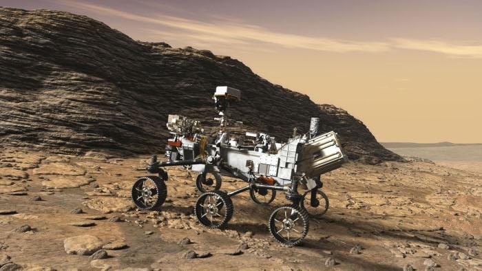 Американската космическа агенция НАСА планира да изпрати нов марсоход към