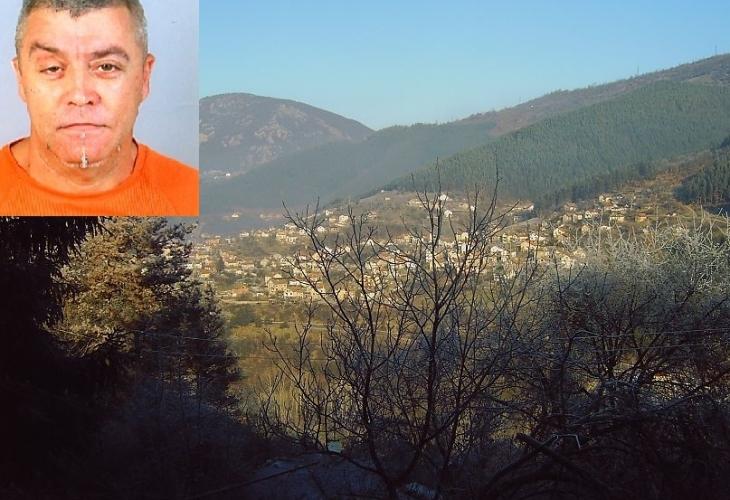 Шесторният убиец Росен Ангелов – Горския човек е бил на
