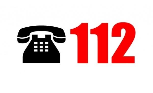 В цялата система 112 са регистрирани общо 9 100 инцидента,