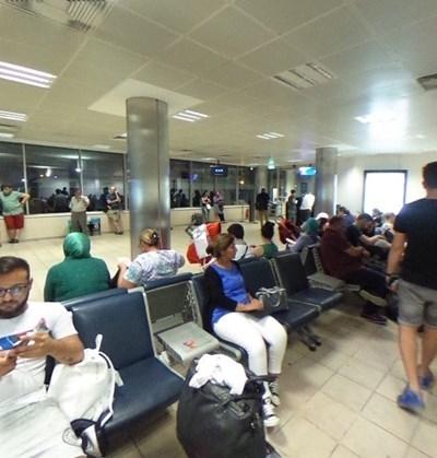 Повреда в системата Polnet за паспортната проверка на пътниците на
