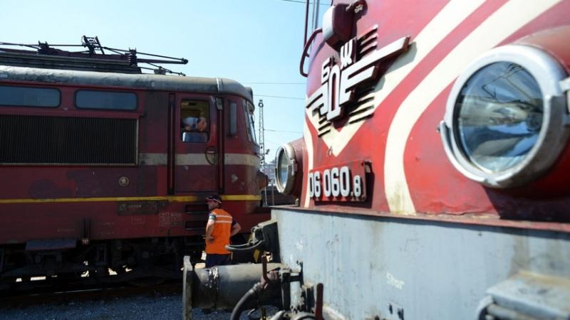 Тежък инцидент край гара Кумарица. Влак е блъснал дете на