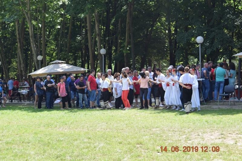 ДП РАО празнува в Козлодуй с приятели и партньори 15 години от създаването си /снимки/