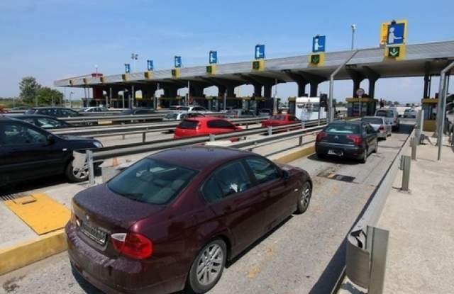 Шоково увеличават пътните такси в две фази, съобщиха от Атики