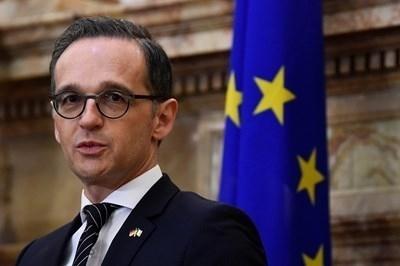 Германският външен министър Хайко Маас е заявил, че няма да