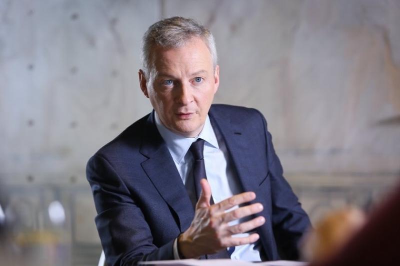 Мерките на френското правителство за подпомагане на икономиката чрез коронавирусната