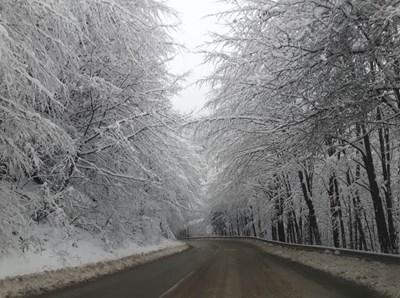 І. МЕТЕОРОЛОГИЧНА ОБСТАНОВКА: Температурите са в интервала от – 10°