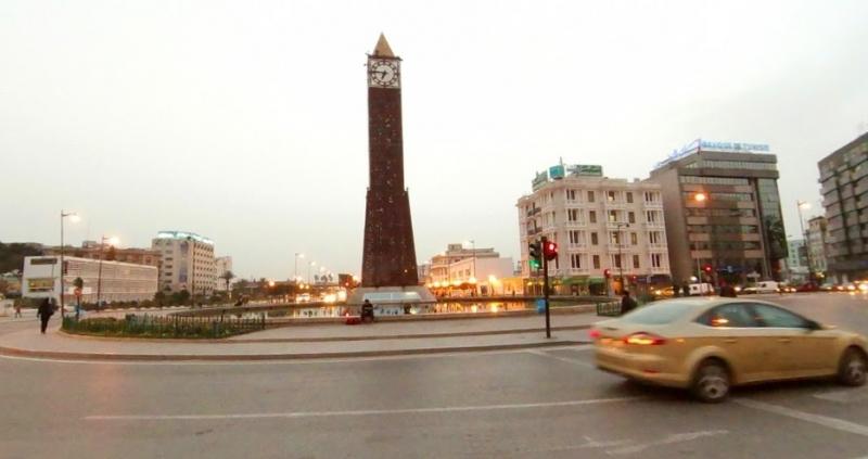 Камикадзе се взриви на централната улица в столицата на Тунис