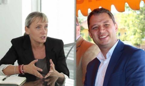 Елена Йончева дава Делян Добрев на прокурор заради обществени поръчки за 50 млн. лв.