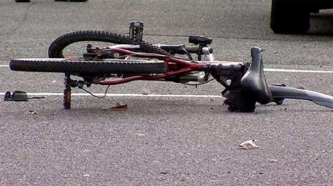 Почина колоездачът, който се заби челно в автомобил в Монтанско,
