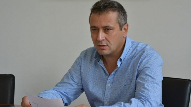 Тихомир Антонов става временно кмет на Монтана