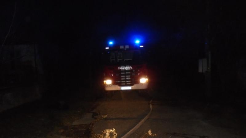 Човек е загинал при пожар във видинското село Костичовци, научи