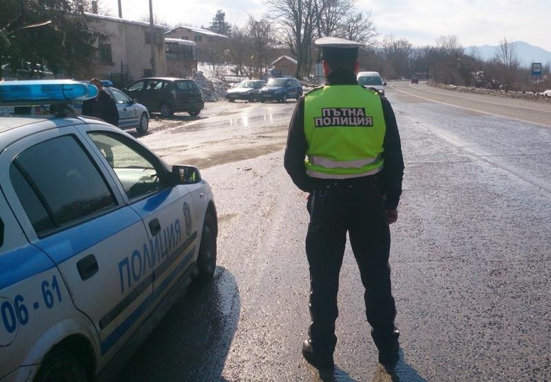 Пътната полиция във Враца обяви резултатите от работата си от