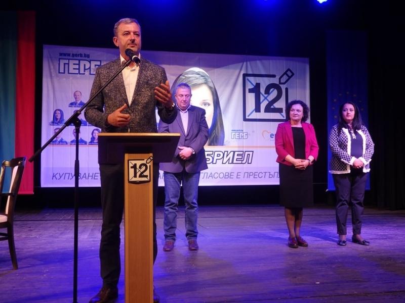 Д-р Иво Ралчовски в Монтана: Северозападът е приоритет