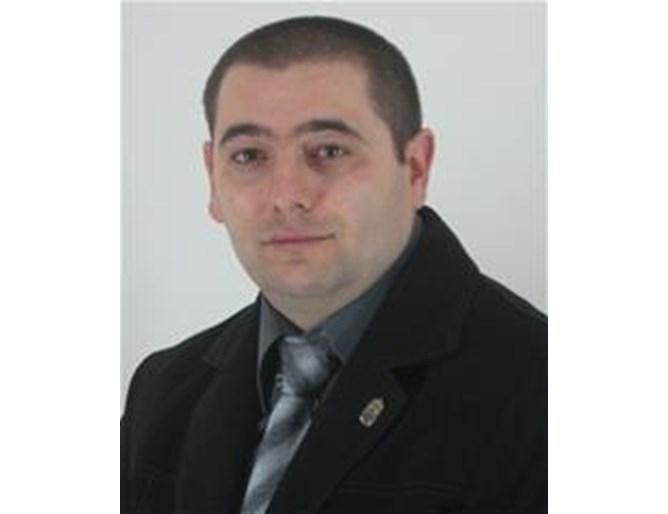 Пламен Томов е новият директор на полицията в Монтана