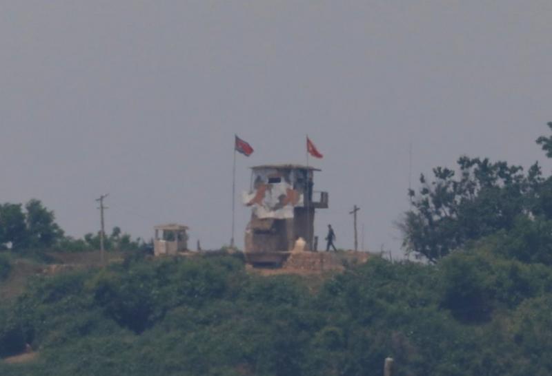 Северна Корея взриви съвместния офис за връзка с Юга близо