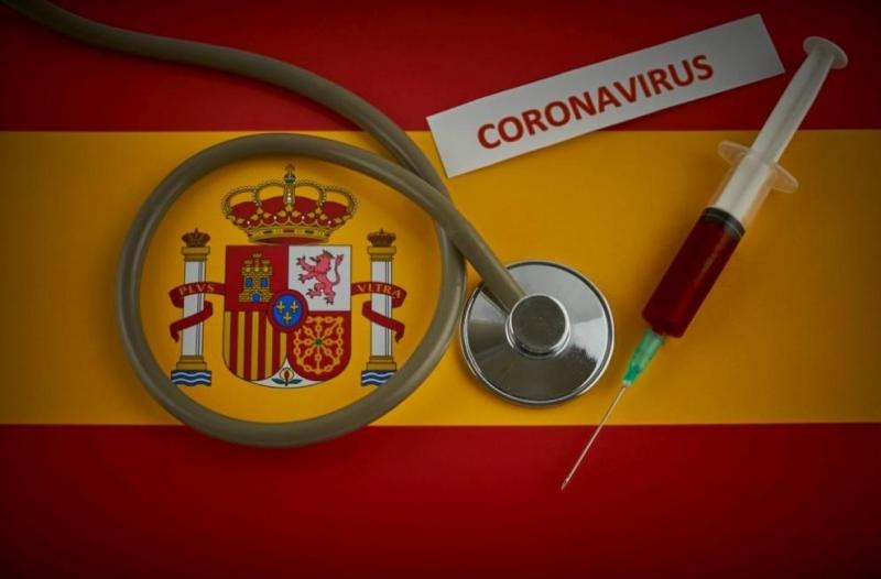 Националните флагове на над 14 000 обществени сгради в Испания