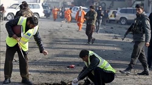 Талибански бунтовници застреляха в Кабул служител на афганистанското правителство, съобщи