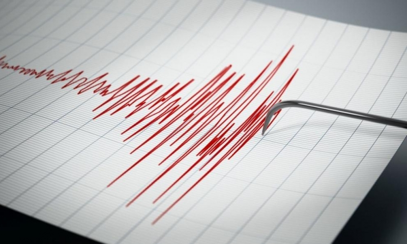 Земетресениес магнитуд 6.1 бе регистрирано край североизточното крайбрежие наТайван, съобщи