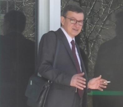 Мирослав Досов не беше избран за председател на окръжния съд