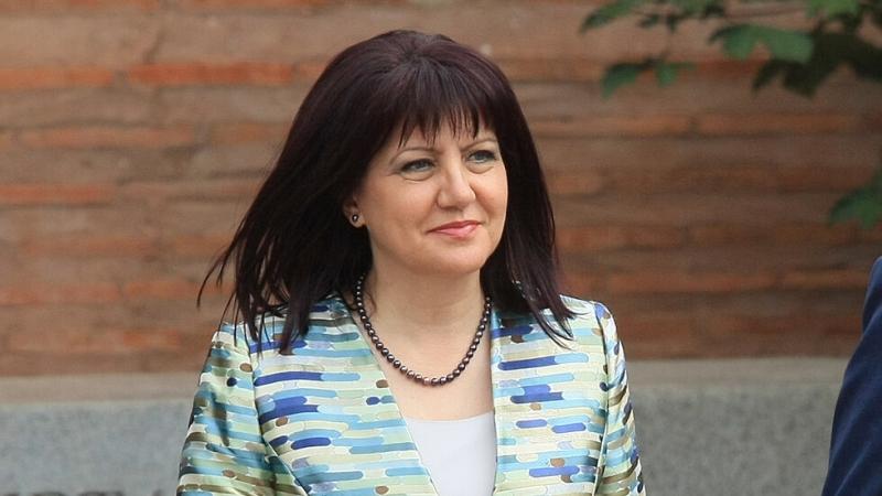 Състоянието на председателя на Народното събрание Цвета Караянчева е стабилно.
