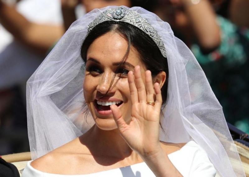 След катосключибрак спринц Харив събота,Меган Маркъл, херцогиня наСъсекс, вече имасвой