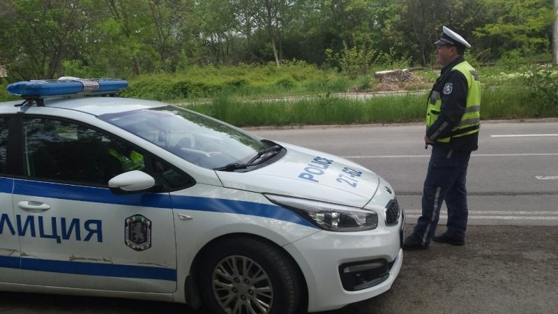 Снимка: Полицията проведе акция в Оряхово