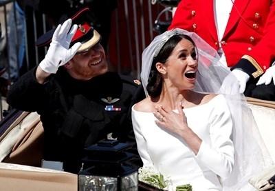 Принц Хари и Меган Маркъл очакват бебе, съобщиха от двореца