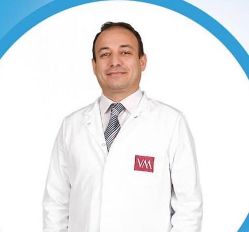 Доц. Д-р.Ахмет Алптекин от болница MEDICALPARK FLORYA Истанбул/ Турция ще