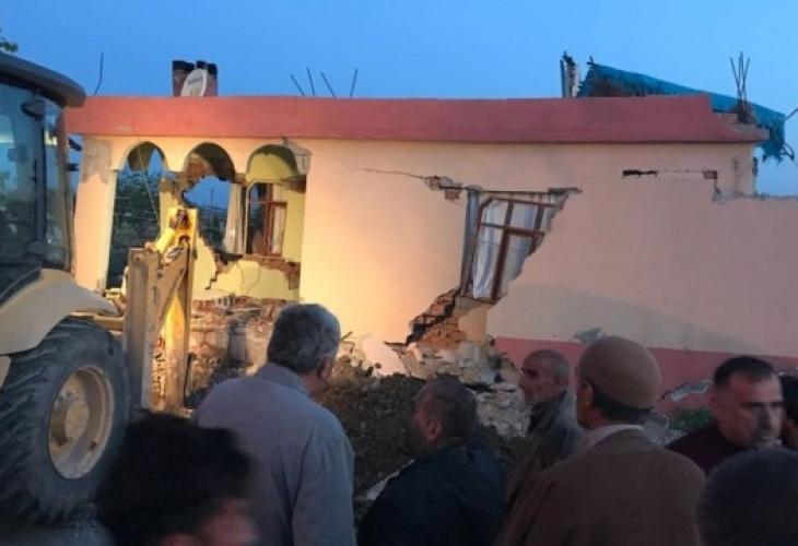 Броят на ранените при силното земетресение с магнитуд от 5,2