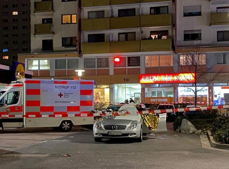 10 души са убити при стрелба в Германия /снимки/