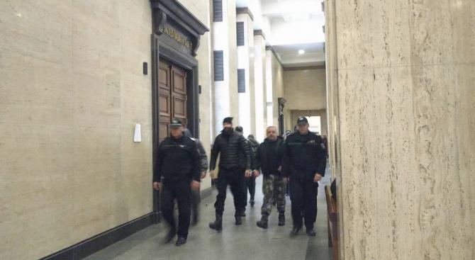 Софийски апелативен съд пусна от ареста Ивайло Борисов – Ториното